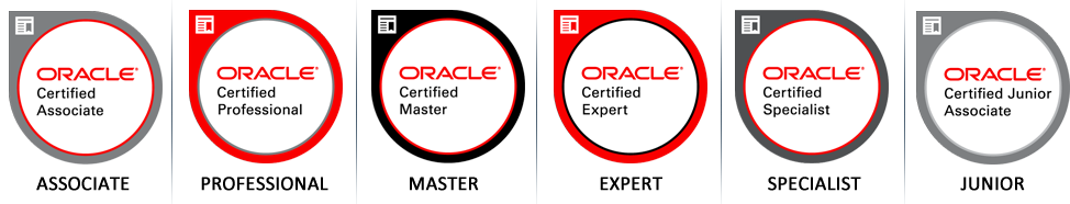 Oracle Certification Path